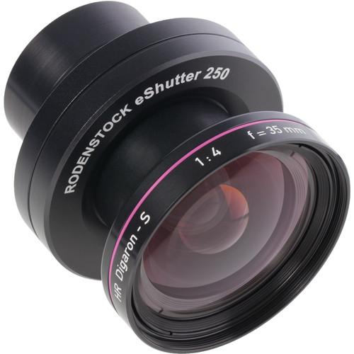 Rodenstock eShutter 250 HR Digaron-S 4/35mm