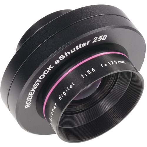 Rodenstock eShutter 250 Apo - Macro - Sironar Digital 5.6/120mm