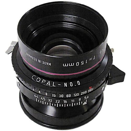 Rodenstock 150mm f/5.6 HR Digaron-W Digital Lens with eShutter