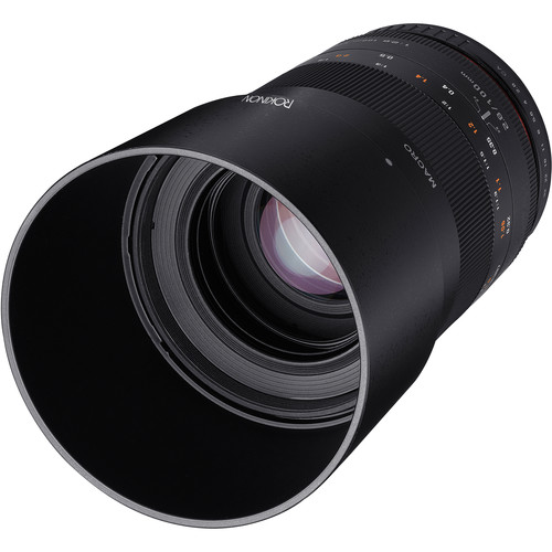 Rokinon 100mm f/2.8 Macro Lens for Samsung NX