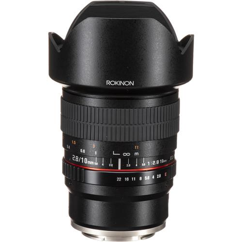 Rokinon 10mm f/2.8 ED AS NCS CS Lens for Sony E-Mount