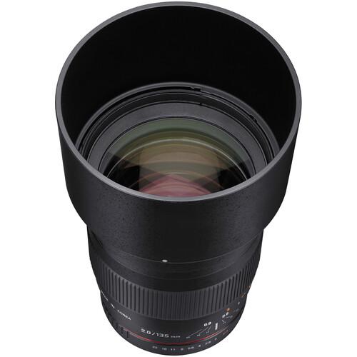 Rokinon 135mm f/2.0 ED UMC Lens for Sony E Mount