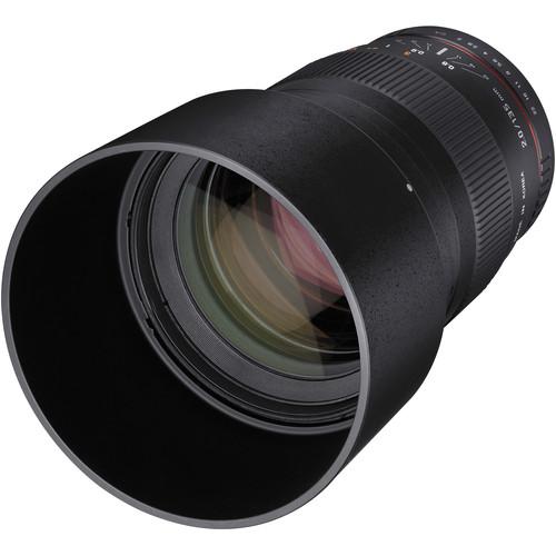 Rokinon 135mm f/2.0 ED UMC Lens (Sony A)