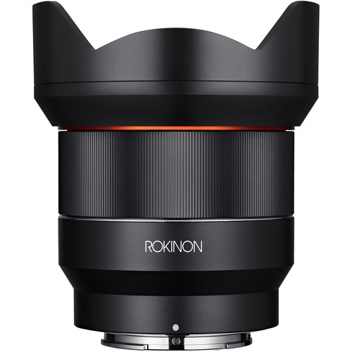 Rokinon AF 14mm f/2.8 and 50mm f/1.4 FE Lenses Kit for Sony E