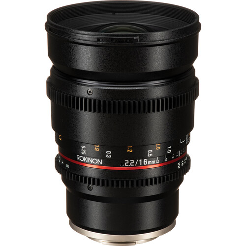Rokinon Cine DS 5 Lens Kit with Sony E-Mount
