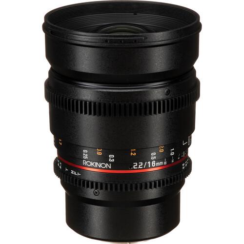 Rokinon Cine DS 5 Lens Kit with MFT Mount