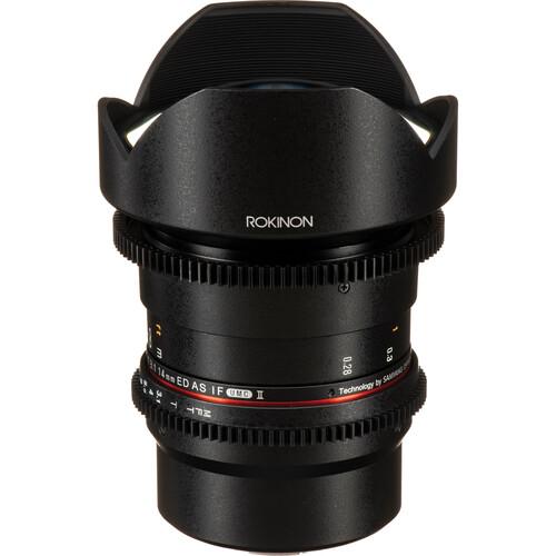 Rokinon Cine DS 6 Lens Kit with MFT Mount