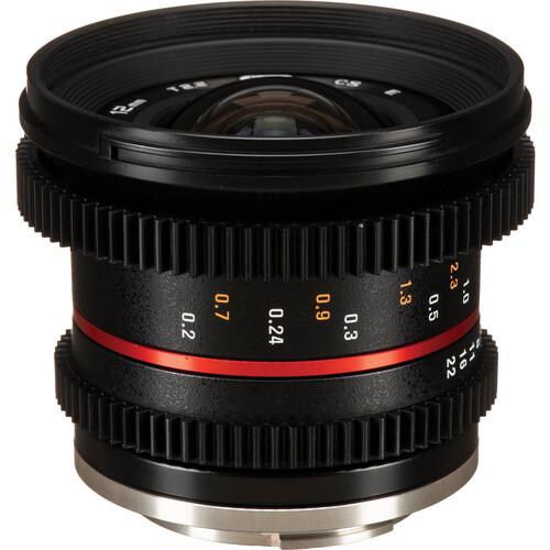 Rokinon 12mm T2.2 Cine Lens for Sony E Mount