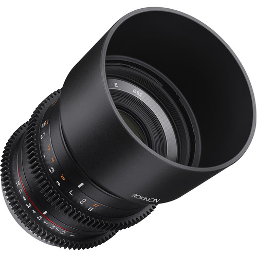 Rokinon 35mm T1.3 Compact High-Speed Cine Lens for Micro Four Thirds