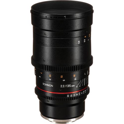 Rokinon 135mm T2.2 Cine DS Lens for Sony E-Mount
