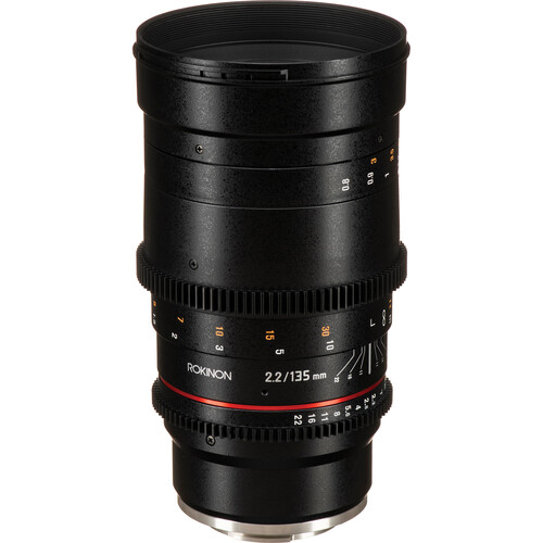Rokinon 135mm T2.2 Cine DS Lens for Sony E-Mount