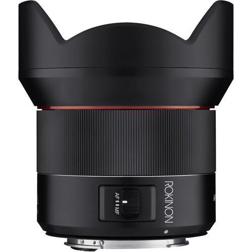 Rokinon AF 14mm f/2.8 Lens for Canon EF