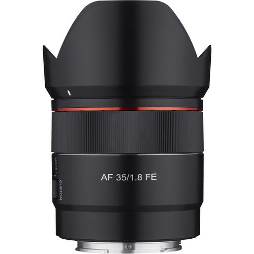 Rokinon AF 35mm f/1.8 FE Lens for Sony E