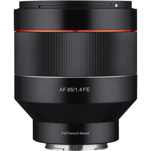 Rokinon AF 85mm f/1.4 Lens for Sony E