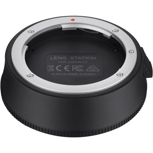 Rokinon Lens Station for Canon EF