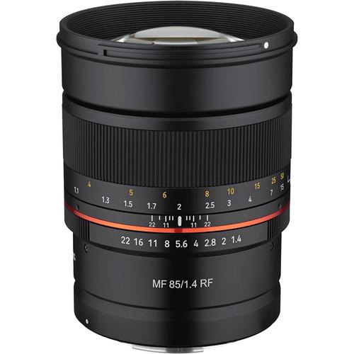Rokinon 85mm f/1.4 Lens for Canon RF
