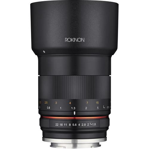 Rokinon 85mm f/1.8 Lens for Sony E