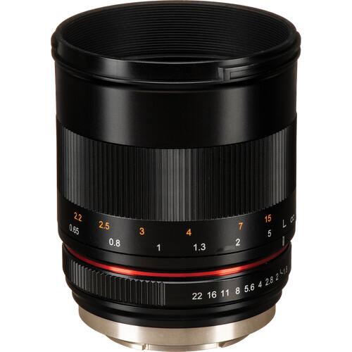 Rokinon 85mm f/1.8 Lens for Fujifilm X