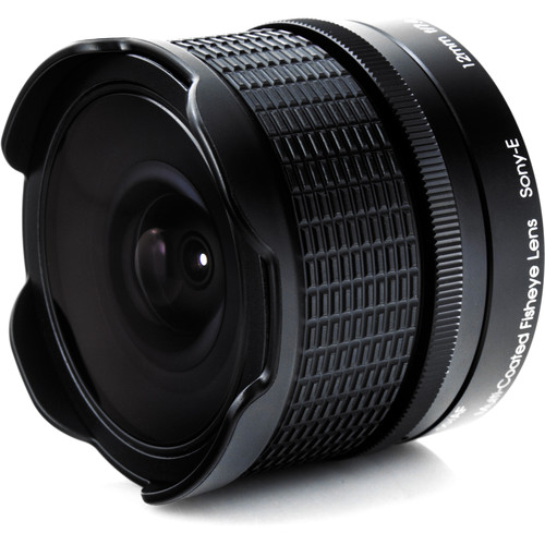 Rokinon 12mm f/7.4 RMC Fisheye Lens for Sony E Mount
