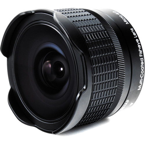 Rokinon 9mm f/8.0 RMC Fisheye Lens for Micro Four Thirds