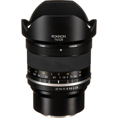 Rokinon 14mm f/2.8 Series II Lens for Sony E