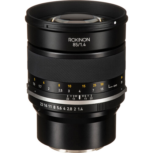 Rokinon 85mm f/1.4 Series II Lens for Sony E