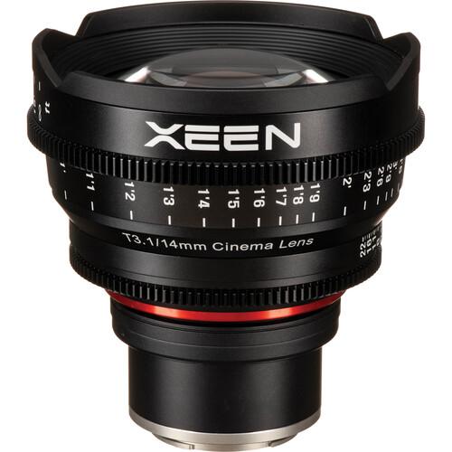 Rokinon Xeen 14, 16, 24, 35, 50, 85, 135mm Cine 7 Lens Bundle (Sony E)