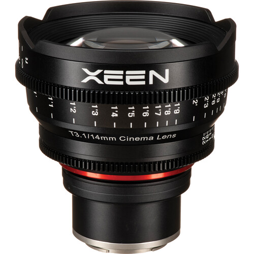 Rokinon Xeen 14, 24, 35, 50, 85mm Cine Lens Bundle (Sony E-Mount)