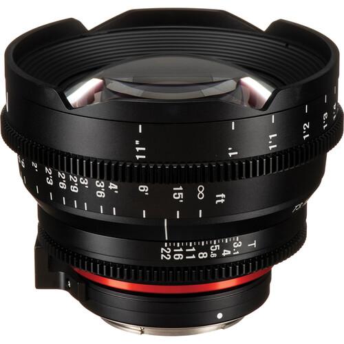 Rokinon Xeen 14, 24, 35, 50, 85, 135mm Cine 6 Lens Bundle (Canon EF)
