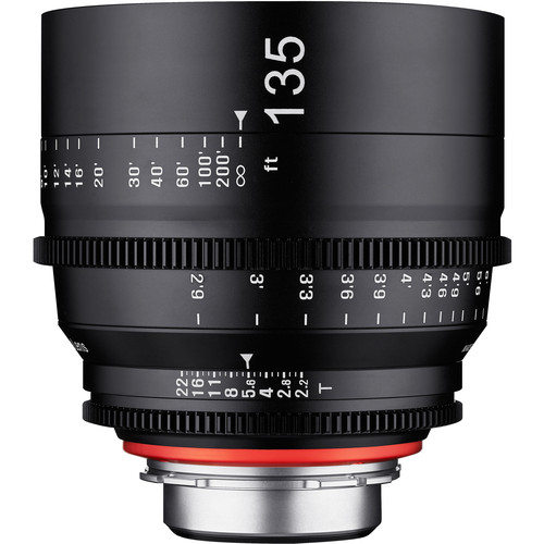 Rokinon Xeen 135mm T2.2 Lens with Sony E-Mount
