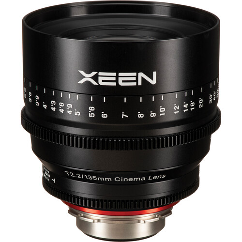 Rokinon Xeen 135mm T2.2 Lens with PL Mount