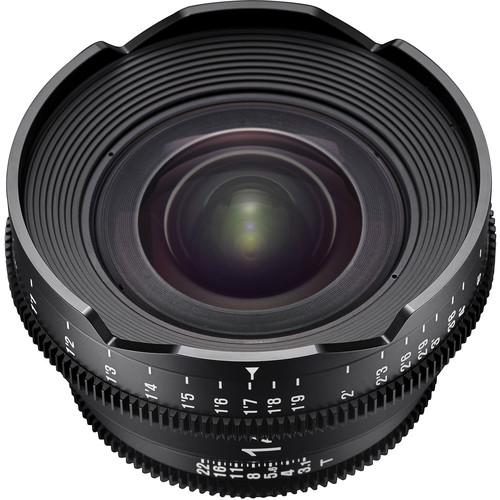 Rokinon Xeen 14mm T3.1 Lens for Nikon F Mount