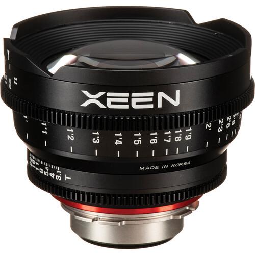 Rokinon Xeen 14mm T3.1 Lens for PL Mount