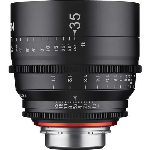 Rokinon Xeen 35mm T1.5 Lens for Sony E-Mount