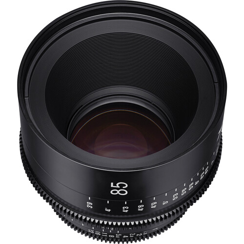 Rokinon Xeen 85mm T1.5 Lens for Nikon F Mount