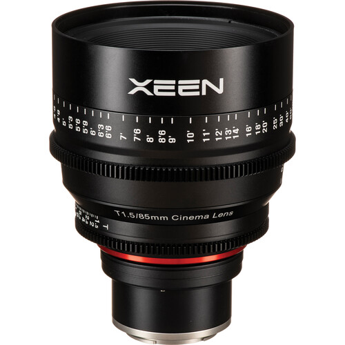 Rokinon Xeen 85mm T1.5 Lens for Sony E-Mount