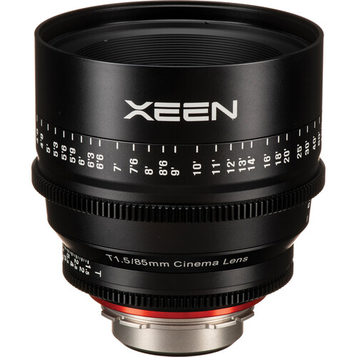 Rokinon Xeen 85mm T1.5 Lens for PL Mount