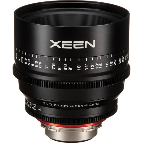 Rokinon Xeen 85mm T1.5 Lens for PL Mount