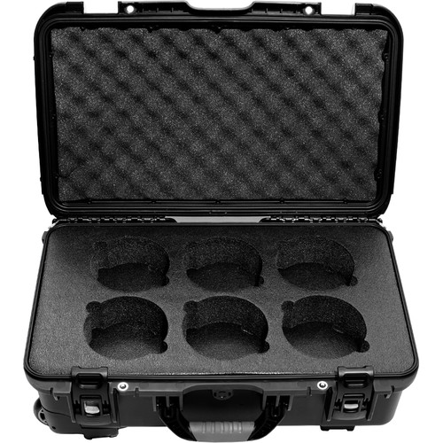 Rokinon Xeen 6-Lens Carry-On Case