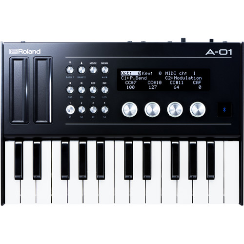 Roland A-01K Compact Synthesizer & Keyboard Controller