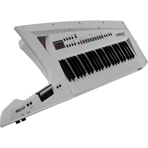 Roland AX-Edge 49-Key Keytar Synthesizer (White)