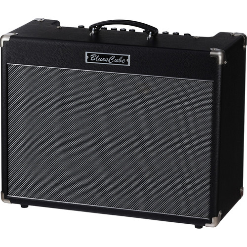 "Roland Blues Cube Artist 80W 1x12"" Combo Amplifier (Black)"