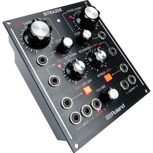 Roland BITRAZER Modular Crusher - Tabletop / Eurorack Module Effects Unit
