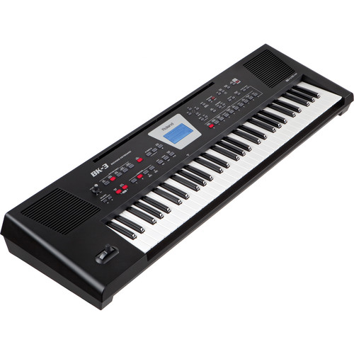Roland BK-3 Backing Keyboard (Black)