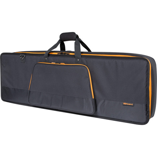 Roland Gold Series 61-Note Keyboard Bag with Impact Panels and Shoulder Straps