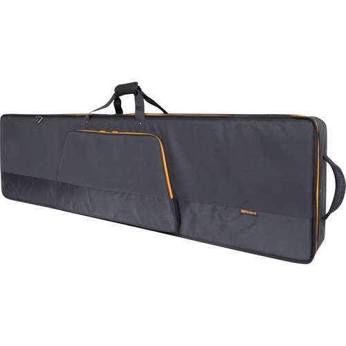 Roland Gold Series 76-Note Keyboard Bag with Impact Panels and Wheels