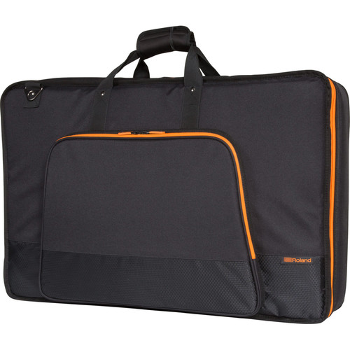Roland Gold Series Instrument Bag for DJ-808 DJ Controller with Laptop Compartment
