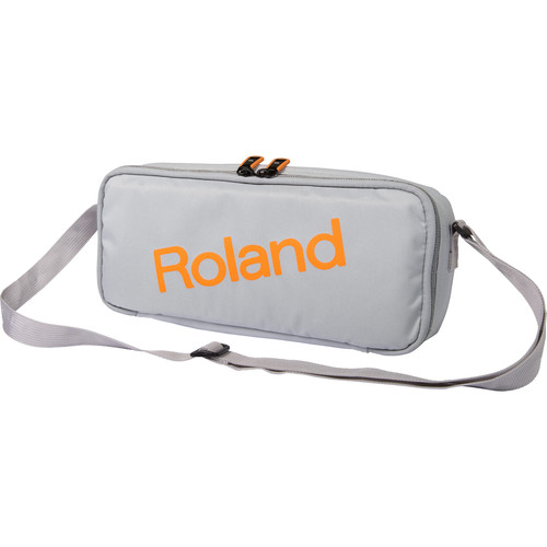 Roland Black Series Instrument Carrying Bag for One Boutique Module (Silver, Limited Edition)