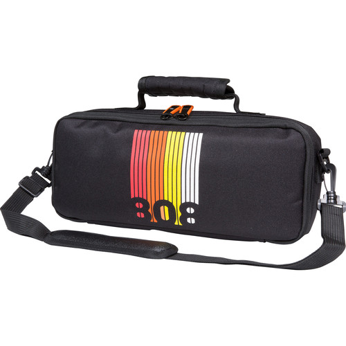 Roland Black Series Instrument Carrying Bag for One Boutique Module (Black with 808 Logo, Limited Edition)