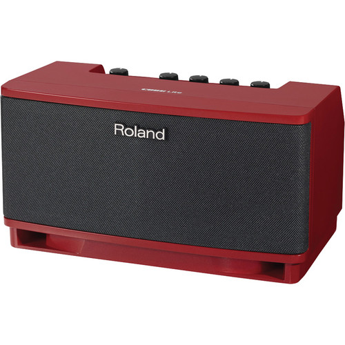 Roland Cube Lite Guitar Amplifier (Red)